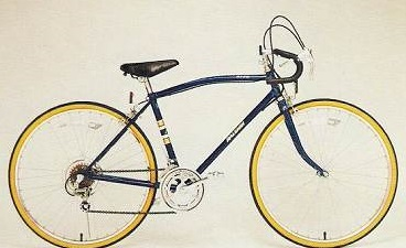 Bike History For Kids The Raleigh Colt GT has a