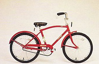 Bike History For Kids Sun Tour coaster brake for